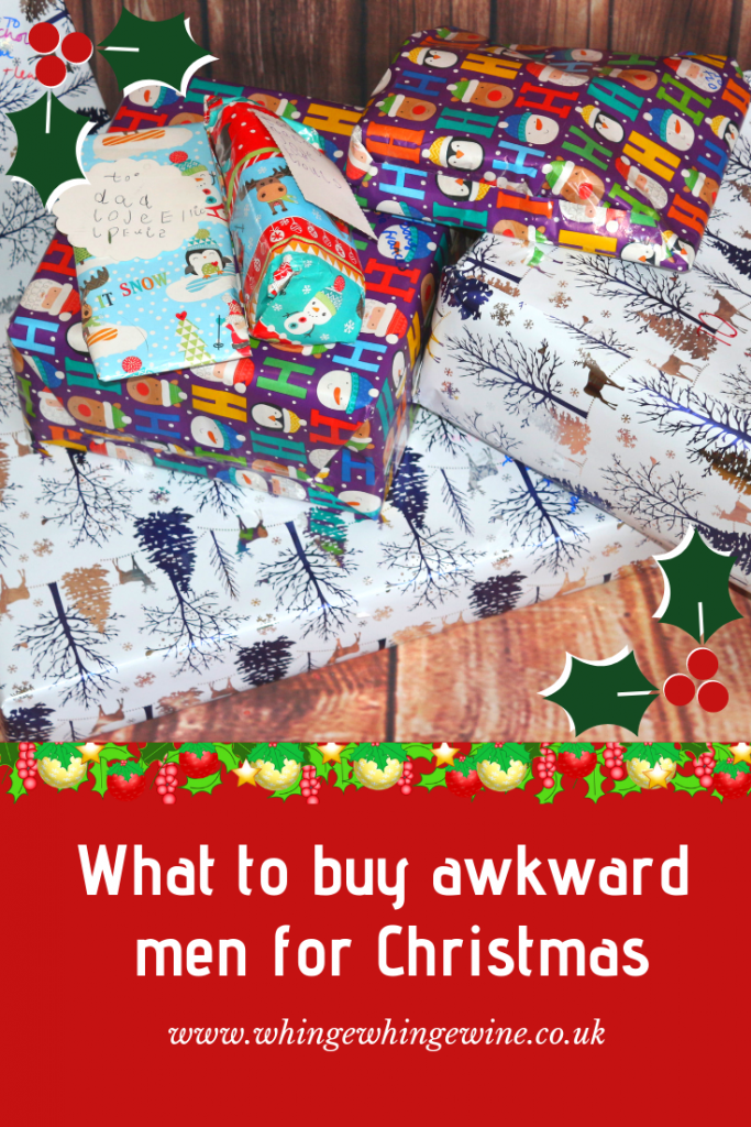 A Christmas Gift Guide For Awkward Men Who Have Everything Already