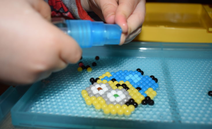 Aquabeads Minions Playset Despicable Me (20)