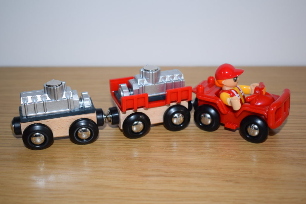 Brio World Airport Baggage Cart and Freight Ship & Crane review (74)