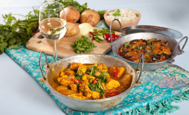 wines to drink with a curry, which wine complements a curry?