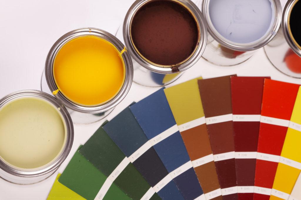 paint bold interiors