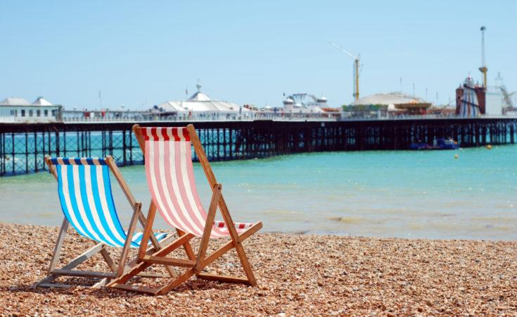 Brighton Beach - Things to do in Brighton with kids
