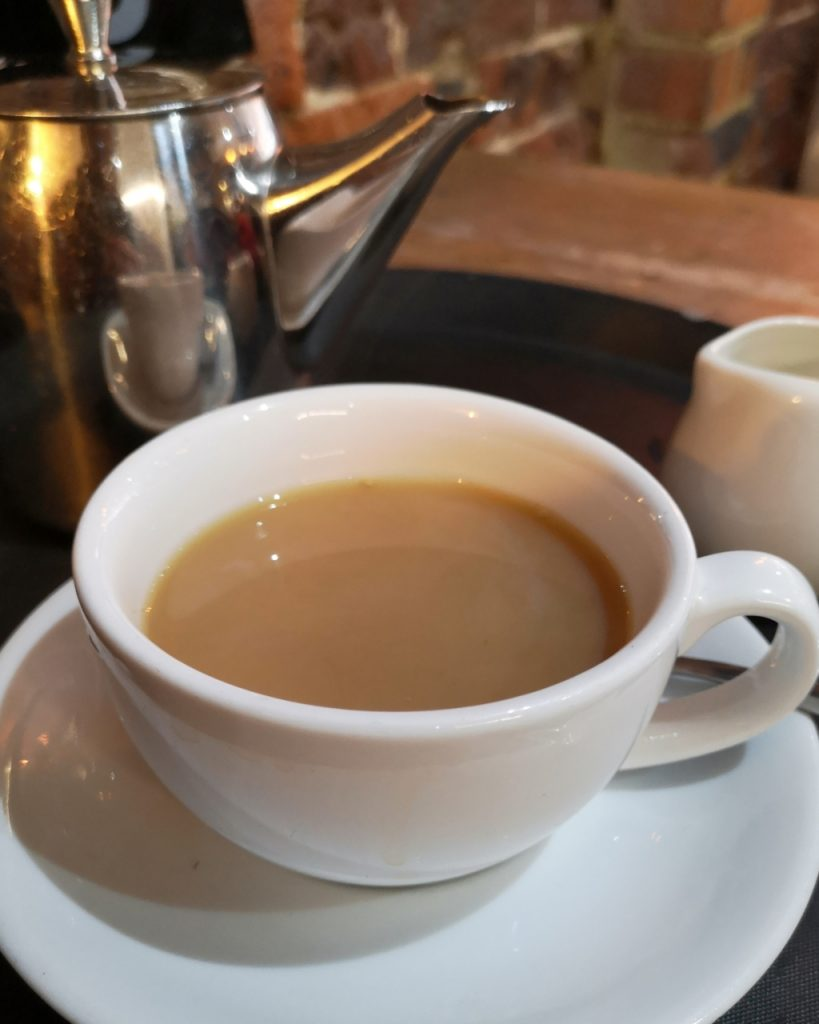 Finding myself after motherhood - new years resolutions cup of tea (2)