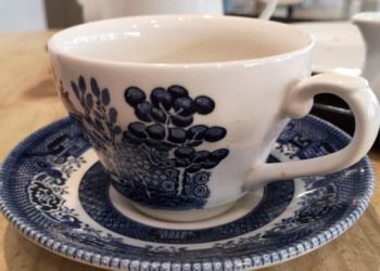 A CUP OF TEA - finding myself again after motherhood