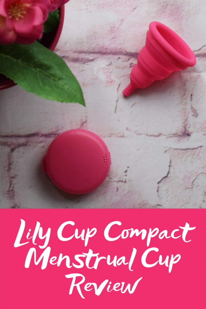 The Lily Cup Compact, which I was sent to review, is a collapsible reusable menstrual cup that fits into a small protective case. Here is my Lily Cup Compact reusable sanitary protection review. #menstrualcup #periods #lilycup