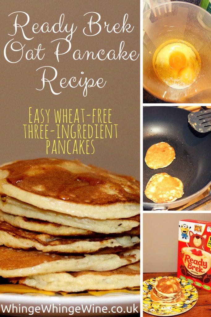 Ready Brek Pancake Recipe Gluten Syn Free Slimming World Oat Pancakes