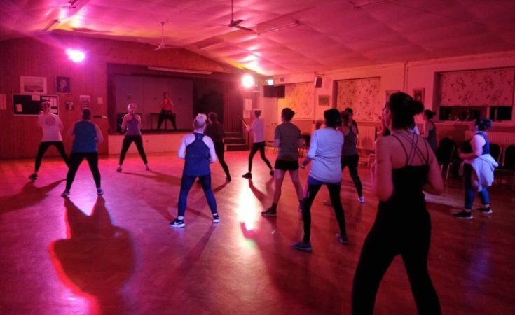 Boostfit fitness classes in kent surrey and sussex