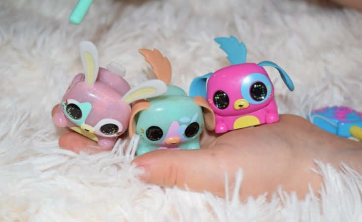Lollipets cute interactive moving bunnies and dogs review
