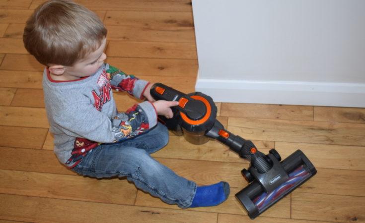 VonHausCleaningChallenge cleaning routine (24)