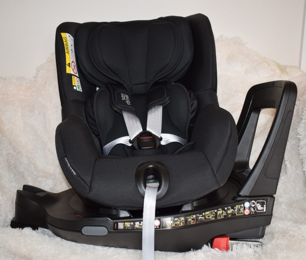 tried and tested britax r mer dualfix i size car seat review. Black Bedroom Furniture Sets. Home Design Ideas