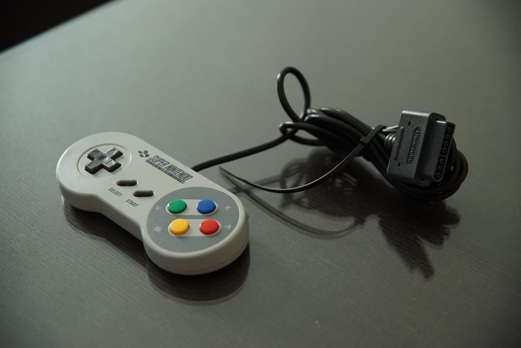 Snes 90s gift guide