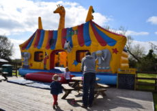 Things to do with young children in Somerset - family holiday in somerset