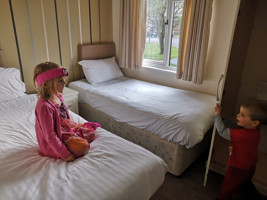 Lodge - John Fowler's Sandy Meadows lodge holiday park site - a family holiday in Somerset review
