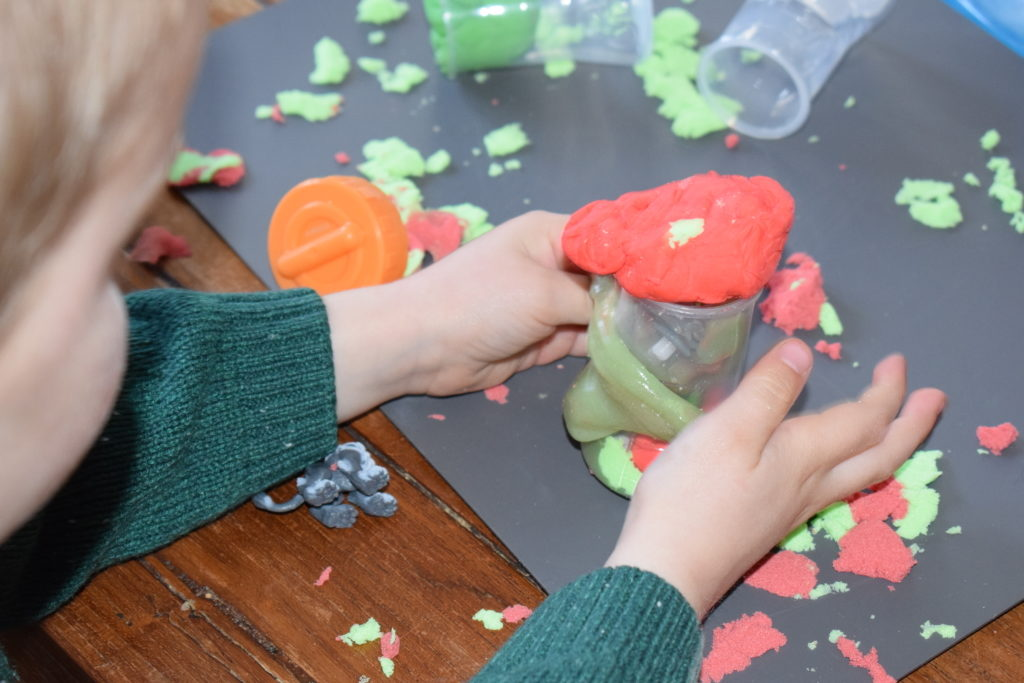 Untamed Mad Lab Minis surprise toy slime review
